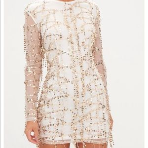 Dresses & Skirts - Spectacular embroidered beaded dress